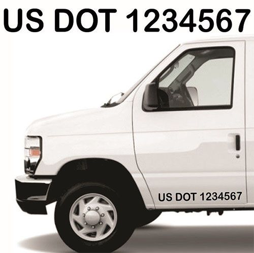 US DOT Decals | Decals.com
