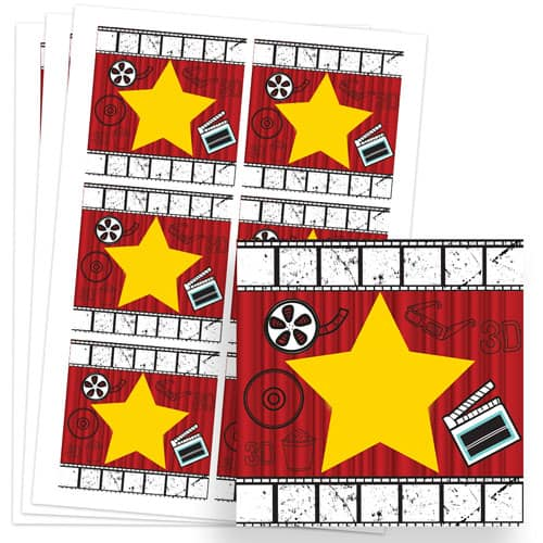 Square Sticker Sheets | Decals.com