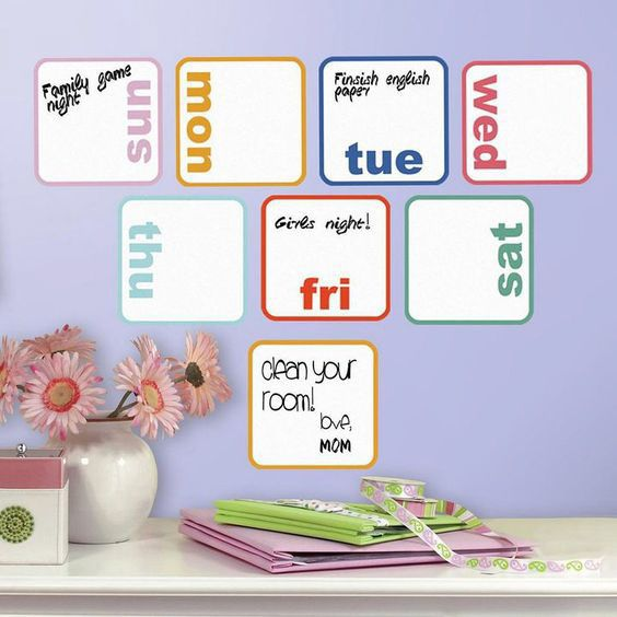 Dry Erase Stickers | Decals.com