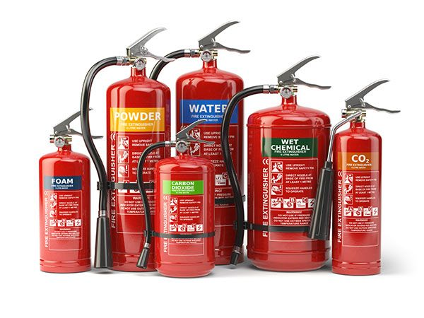 Permanent Fire Extinguisher Labels | Decals.com